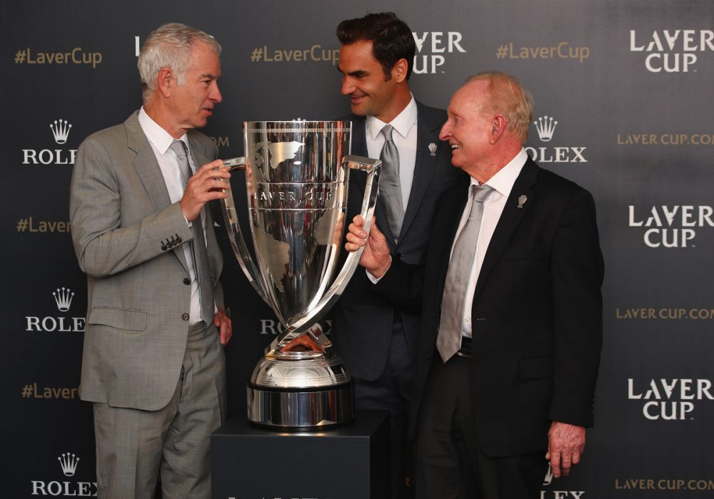 Laver Cup media release
